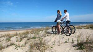 Fahrradverleih Zandvoort und Umgebung