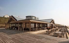 Restaurants Zandvoort im Winter