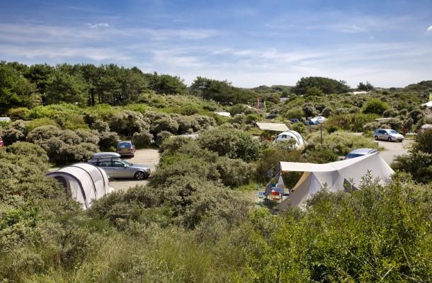 Camping Strand Holland